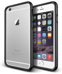 Verus Iron Bumper pro iPhone 6/6S černý/titanový