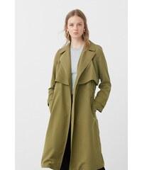 Mango - Trench kabát Eveline