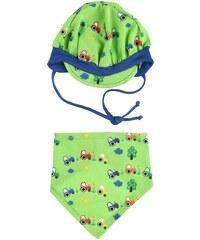 Maximo SET Bonnet green