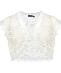 Laona Gilet cream white