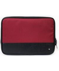 "PKG Primary Slip Sleeve pro MacBook Air/Pro 13"" - černá/červená"