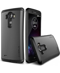 Verus Hard Drop Case pro LG G4 ocelově stříbrný