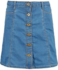 Kaffe NOELLE Jupe en jean medium blue denim