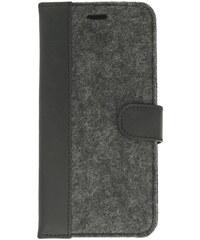 Valenta Booklet Raw pro iPhone 6/6S Plus Vintage Black
