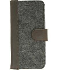 Valenta Booklet Raw pro iPhone 6/6S Vintage Brown