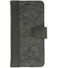 Valenta Booklet Raw pro iPhone 6/6S Vintage Black