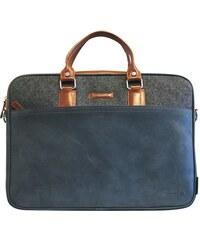 Valenta Bag Raw Vintage Blue