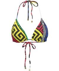 Versace Haut de bikini multicolor