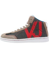 Versace Jeans Baskets montantes multicolor
