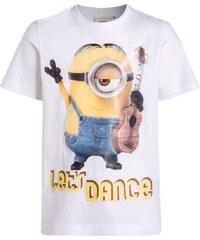 Minions Tshirt imprimé white