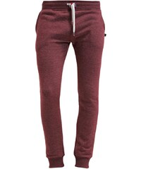 Sweet Pants Pantalon de survêtement bordeaux marl
