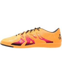 adidas Performance X 15.3 IN Chaussures de foot en salle solar gold/core black/shock pink