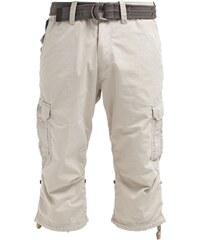 Schott NYC Pantalon cargo ciment