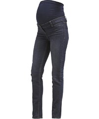 Anna Field MAMA Jean droit dark blue denim