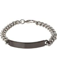 OXXO Bracelet steel/black