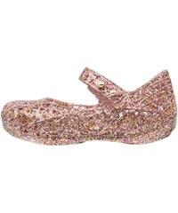 Melissa MINI CAMPANA ZIG ZAG Babies rose glitter