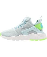 Nike Sportswear AIR HUARACHE RUN ULTRA Baskets basses fiberglass/electric green/gamma blue