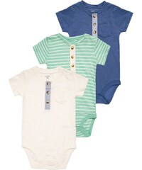 Carter's 3 PACK Body blue