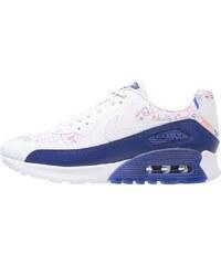 Nike Sportswear AIR MAX 90 ULTRA Baskets basses white/dark purple dust