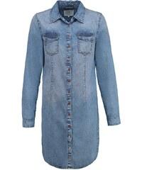 Denim Hunter GENTLY Robe en jean blue wash