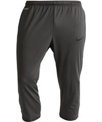 Nike Performance STRIKE Pantalon 3/4 de sport anthracite/black