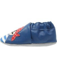 Robeez JOLLY PEG Chaussons pour bébé bleu foncé