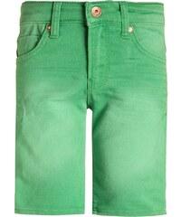 Cars Jeans ATLANTA Short en jean neon green