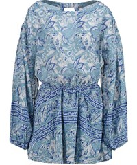 Free People Robe d'été washed blue