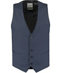 Jack & Jones JJPRROY SLIM FIT Gilet de costume dark navy