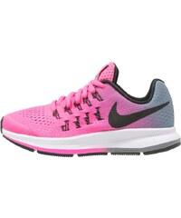 Nike Performance ZOOM PEGASUS 33 Chaussures de running neutres pink blast/metallic silver/white/black/wolf grey