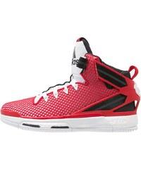 adidas Performance D ROSE 6 BOOST Chaussures de basket rood/wit/zwart