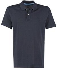TOM TAILOR REGULAR FIT Polo knitted navy