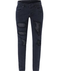 Pepe Jeans Jeans mit Glitzersteinen Crystal