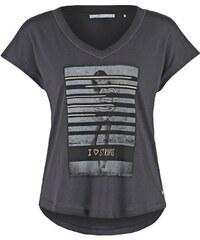 edc by Esprit Tshirt imprimé dark grey