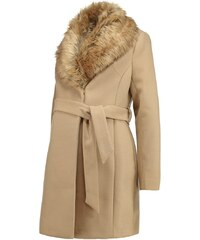 New Look Maternity Manteau court camel
