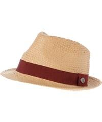 Menil LORETO Chapeau natural/bordeaux