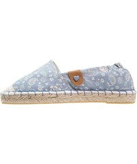 Friboo Espadrilles jeans light blue