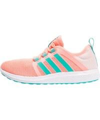 adidas Performance CC FRESH BOUNCE 3 Chaussures de running neutres sun glow/vivid mint/halo pink