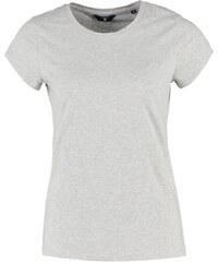 GANT Tshirt basique light grey melange