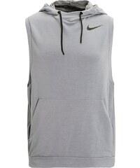 Nike Performance Sweat à capuche grau/schwarz