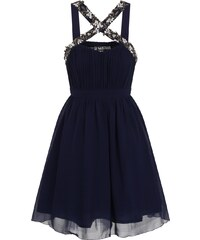 Little Mistress Cocktailkleid Navy Embellished Strap