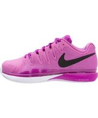 Nike Performance ZOOM VAPOR 9.5 TOUR CLAY Chaussures de tennis sur terre battue viola/black/hyper violet/hyper pink/metallic silver