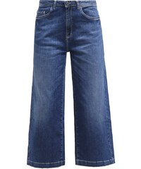 More & More Jean bootcut mid blue demin