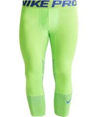 Nike Performance HYPERCOOL MAX Caleçon long action green/metallic blue