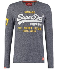 Superdry Tshirt à manches longues nautical navy grit