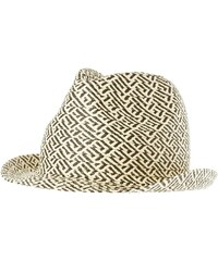 YOUR TURN Chapeau beige/black
