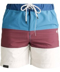 Shisha STROL Short de bain navy dark red