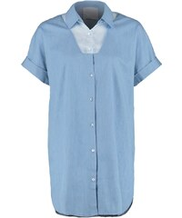One O Eight Robe chemise blue