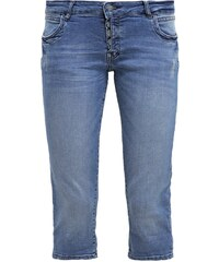 s.Oliver Denim Short en jean blue denim/heavy stone wash