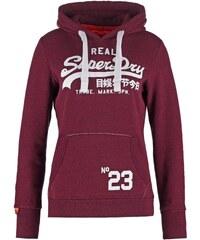 Superdry Sweatshirt rugged maroon